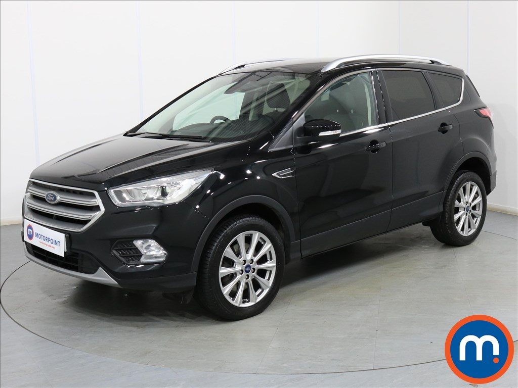 Ford Kuga Titanium Edition - Stock Number 1084892 Passenger side front corner
