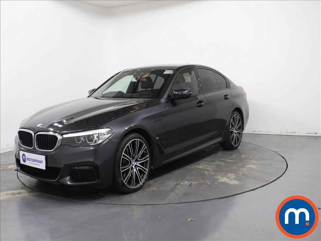 BMW 5 Series M Sport - Stock Number 1081642 Passenger side front corner