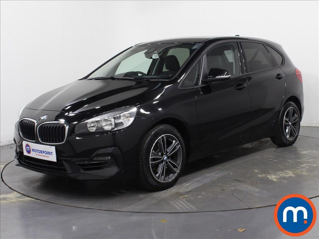 BMW 2 Series Sport - Stock Number 1088175 Passenger side front corner