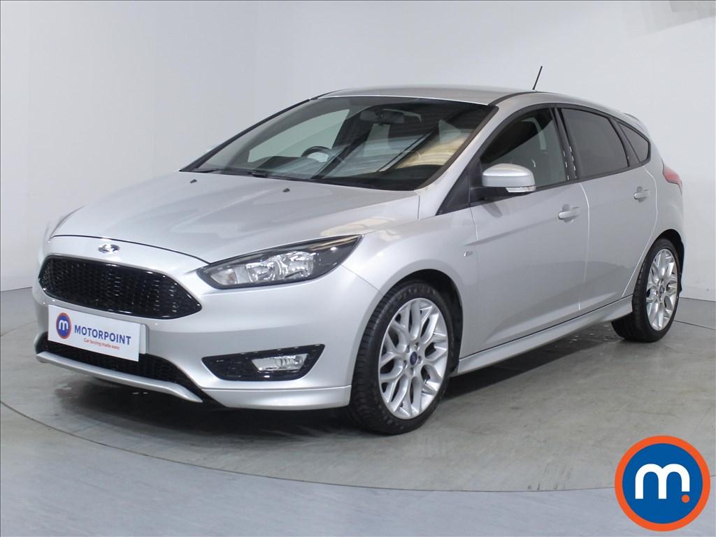 Ford Focus ST-Line - Stock Number 1083395 Passenger side front corner