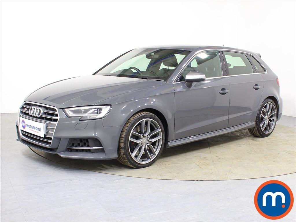 Audi A3 S3 - Stock Number 1088113 Passenger side front corner