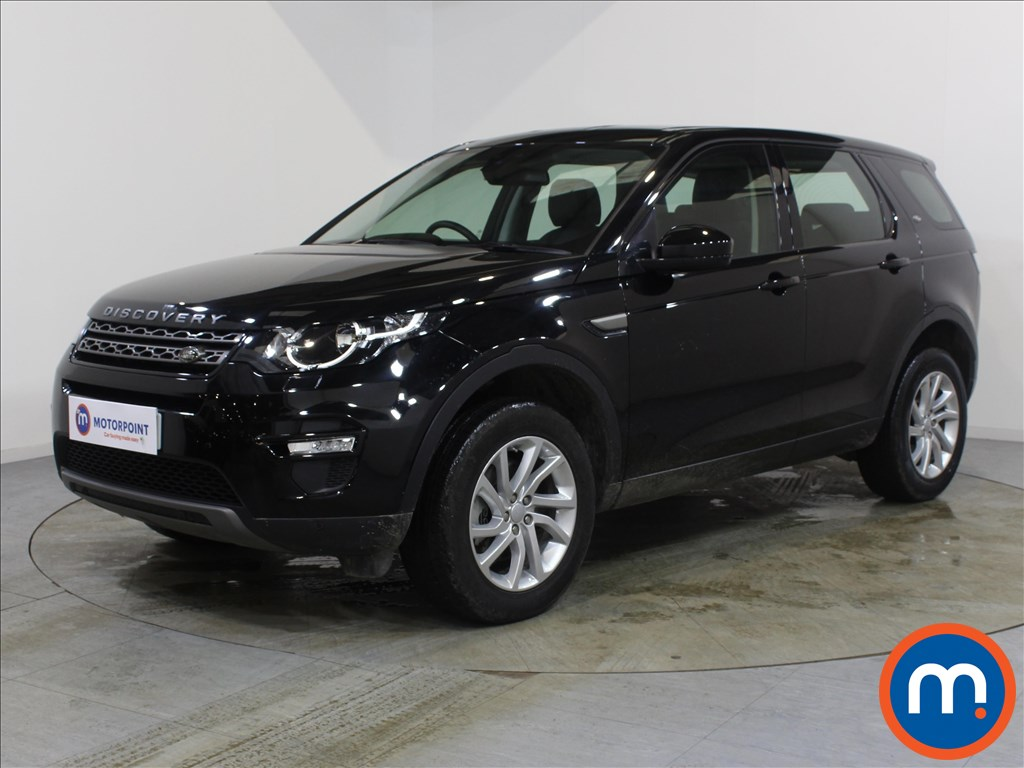 Land Rover Discovery Sport SE Tech - Stock Number 1082332 Passenger side front corner