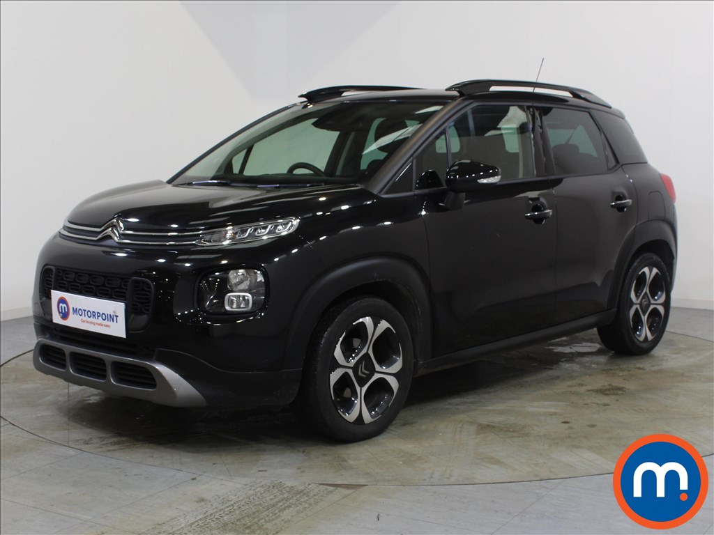 Citroen C3 Aircross Flair - Stock Number 1076846 Passenger side front corner