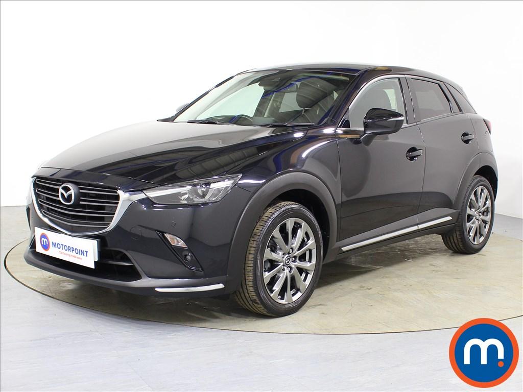 Mazda Cx-3 Sport Nav -Plus - Stock Number 1089735 Passenger side front corner