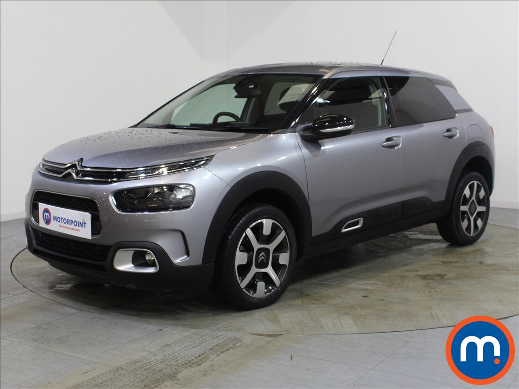 Citroen C4 Cactus Flair - Stock Number 1085591 Passenger side front corner