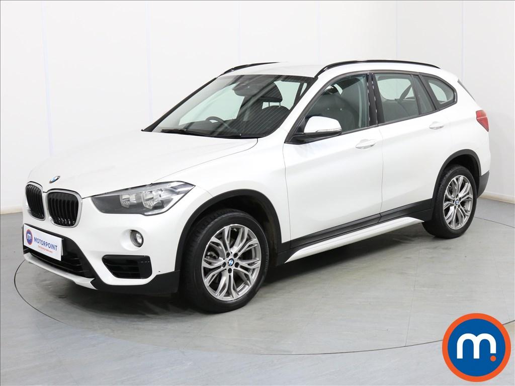BMW X1 Sport - Stock Number 1089394 Passenger side front corner