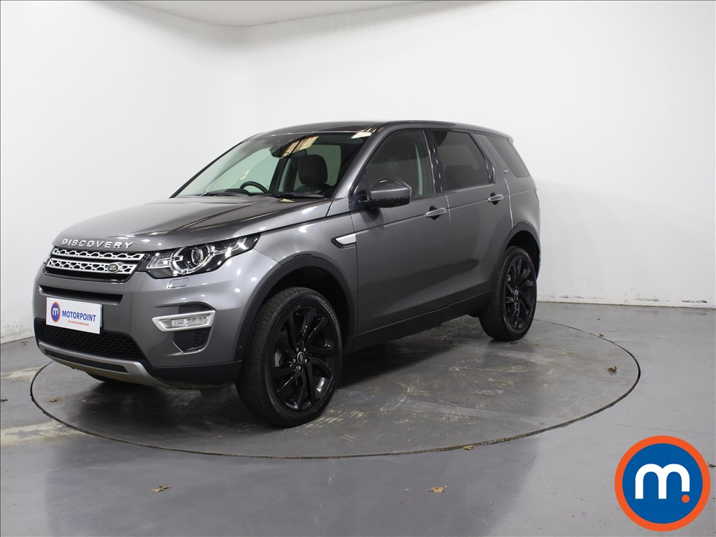 Land Rover Discovery Sport HSE Luxury - Stock Number 1089564 Passenger side front corner