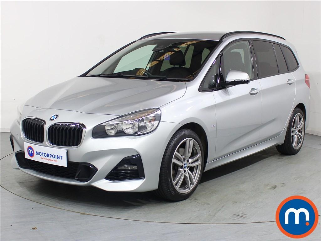 BMW 2 Series M Sport - Stock Number 1084168 Passenger side front corner