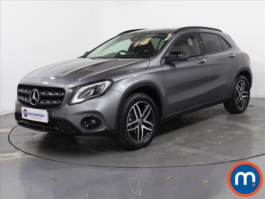 Mercedes-Benz Gla Class Urban Edition - Stock Number 1087772 Passenger side front corner