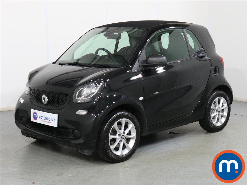 Smart Fortwo Coupe Passion - Stock Number 1090393 Passenger side front corner