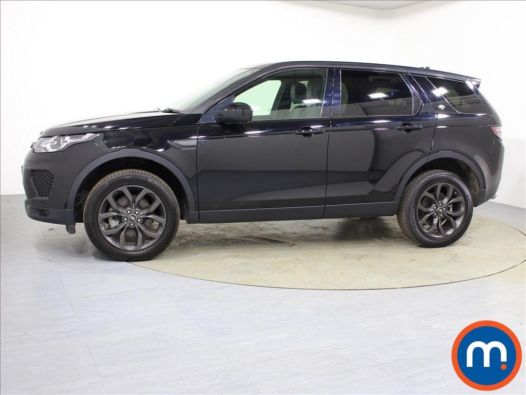 Land Rover Discovery Sport Landmark - Stock Number 1072258 Passenger side front corner
