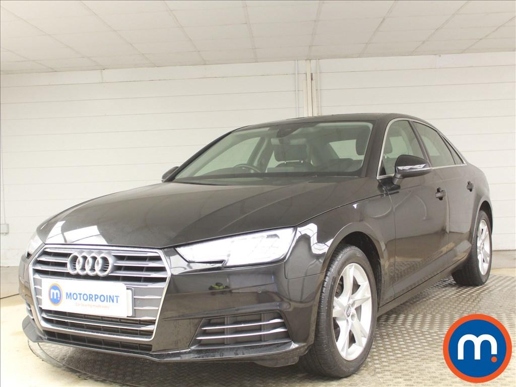 Audi A4 Sport - Stock Number 1078541 Passenger side front corner
