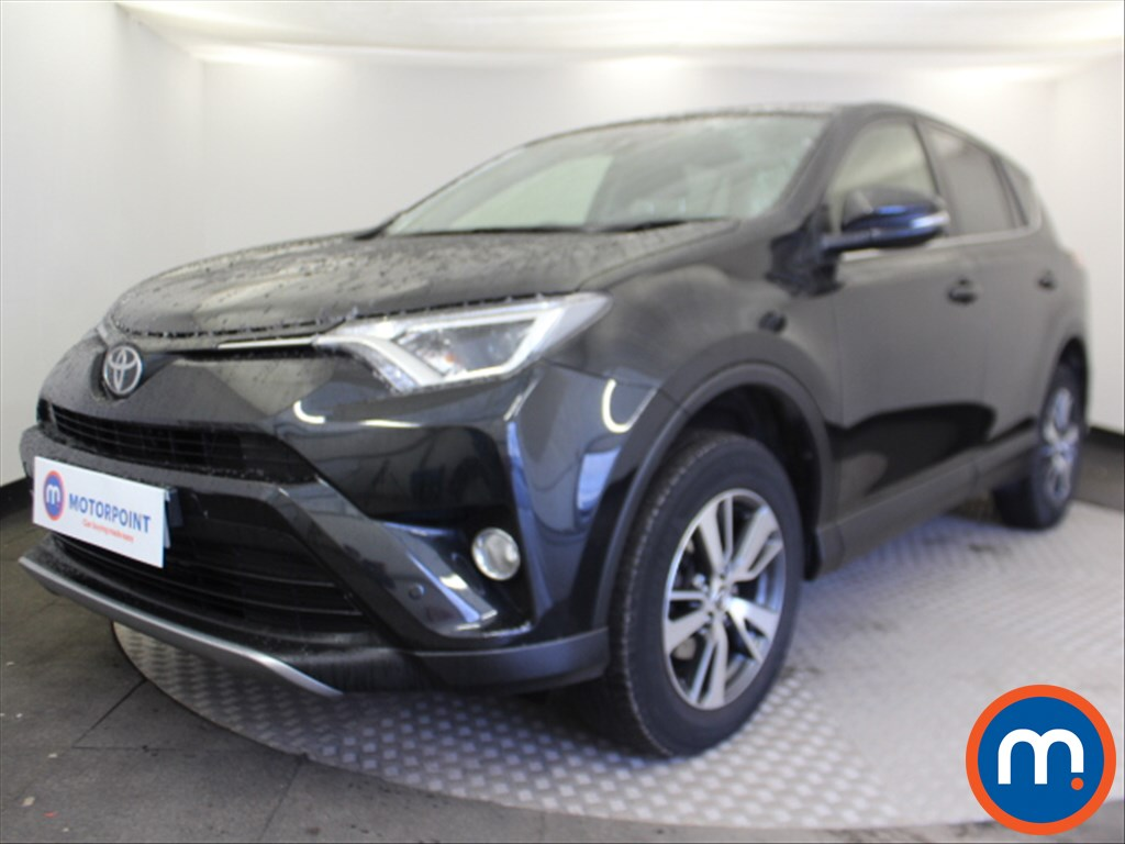 Toyota Rav4 Business Edition - Stock Number 1090647 Passenger side front corner