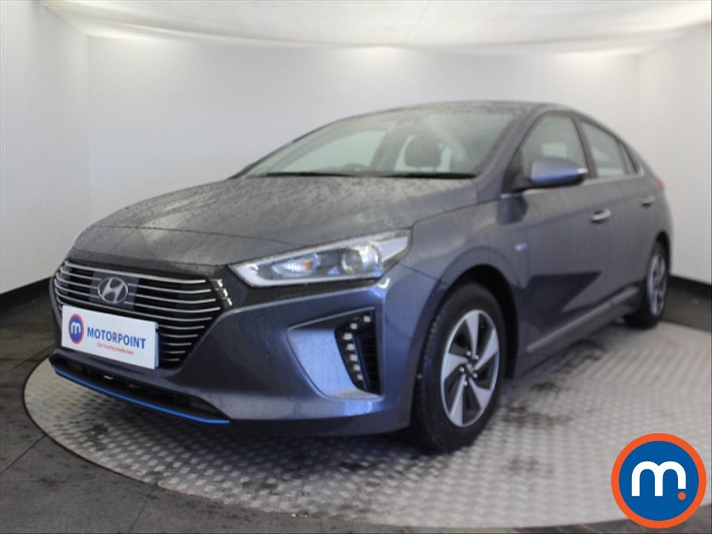 Hyundai Ioniq Premium - Stock Number 1080339 Passenger side front corner