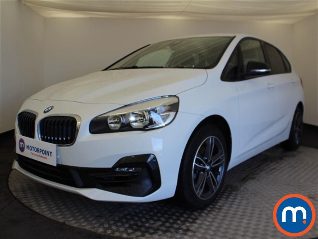 BMW 2 Series Sport - Stock Number 1090172 Passenger side front corner