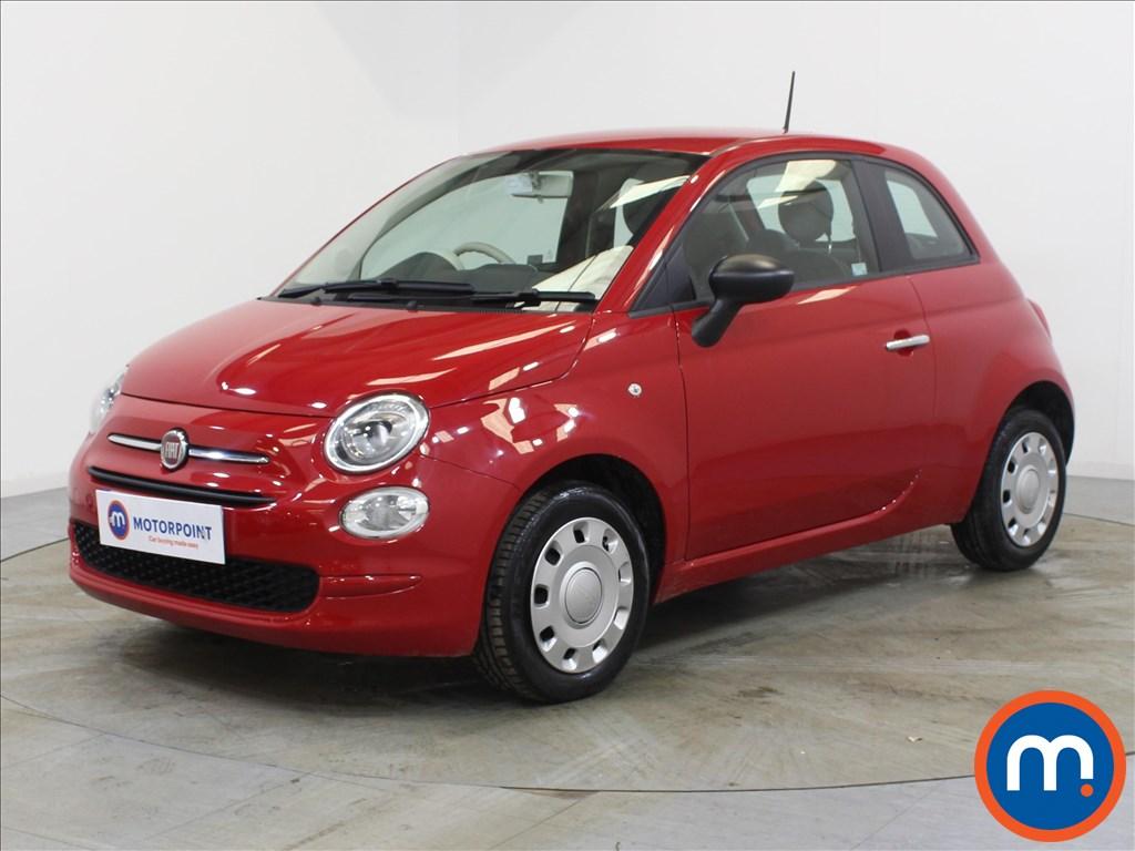 Fiat 500 Pop - Stock Number 1089717 Passenger side front corner