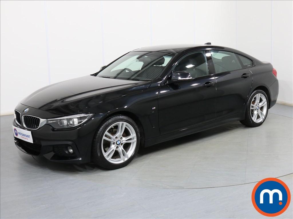 BMW 4 Series M Sport - Stock Number 1089692 Passenger side front corner