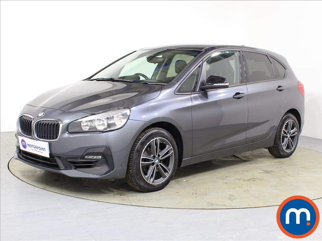 BMW 2 Series Sport - Stock Number 1088953 Passenger side front corner