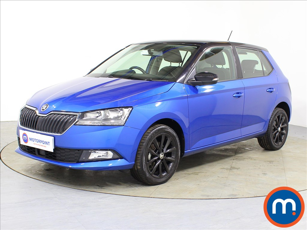 Skoda Fabia Colour Edition - Stock Number 1090691 Passenger side front corner