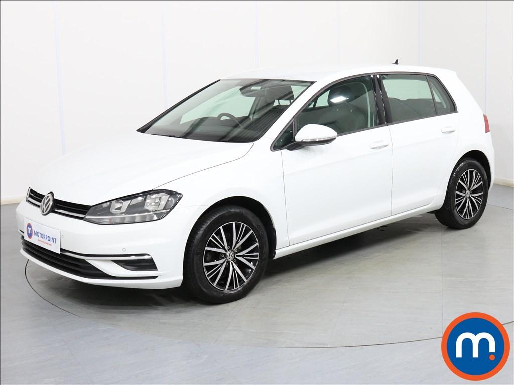 Volkswagen Golf SE - Stock Number 1090875 Passenger side front corner