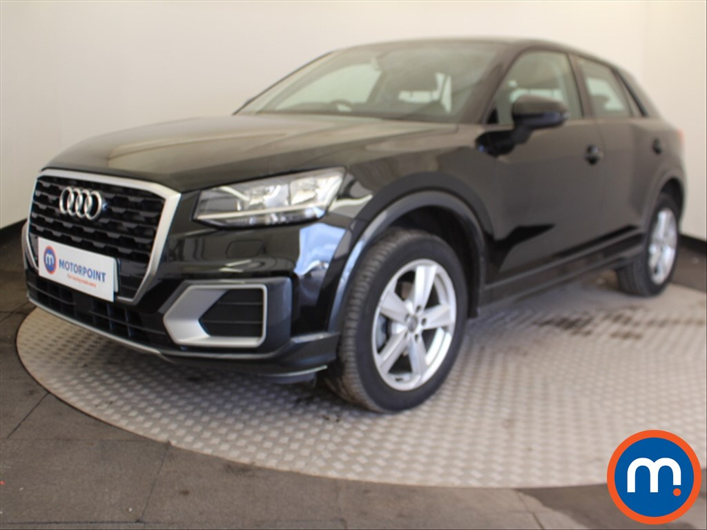 Audi Q2 Sport - Stock Number 1089391 Passenger side front corner