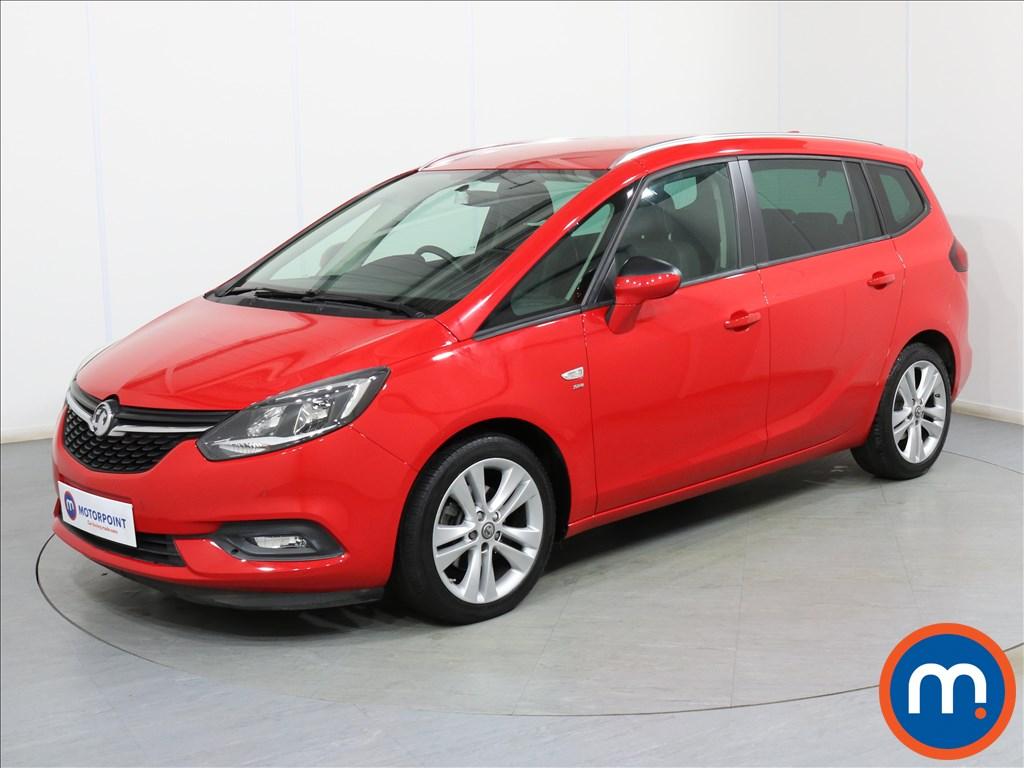 Vauxhall Zafira SRi Nav - Stock Number 1088687 Passenger side front corner