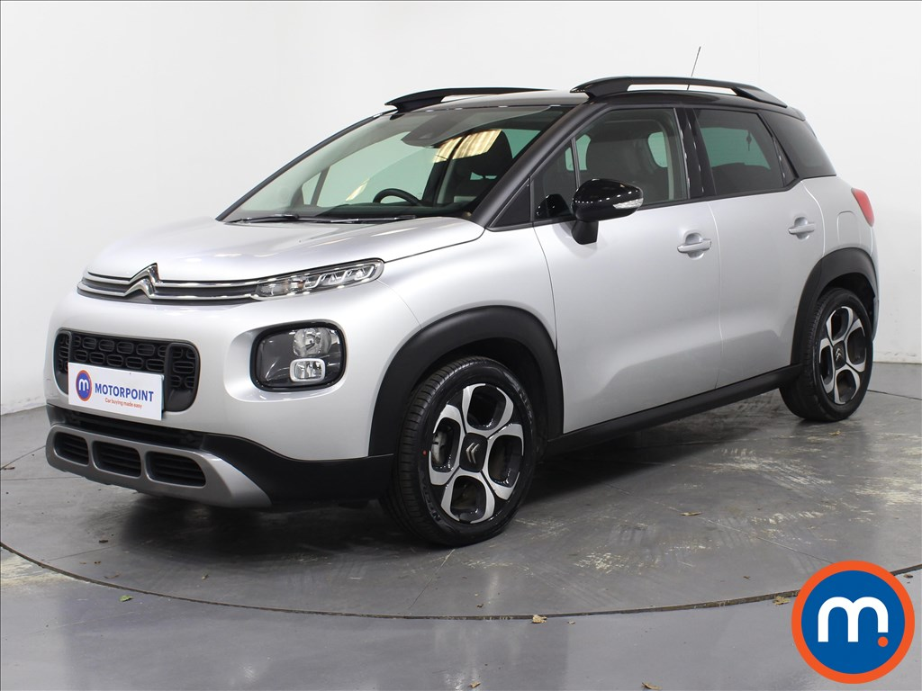 Citroen C3 Aircross Flair - Stock Number 1087135 Passenger side front corner