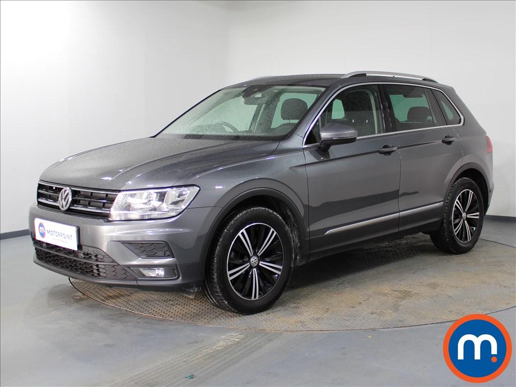 Volkswagen Tiguan SE Nav - Stock Number 1087194 Passenger side front corner