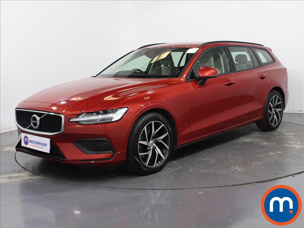 Volvo V60 Momentum - Stock Number 1082865 Passenger side front corner