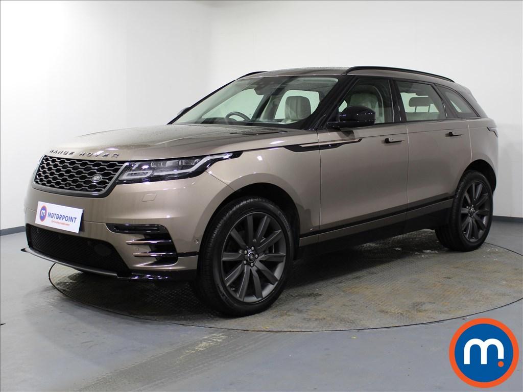 Land Rover Range Rover Velar R-Dynamic HSE - Stock Number 1089548 Passenger side front corner