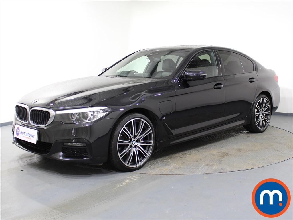 BMW 5 Series M Sport - Stock Number 1089448 Passenger side front corner