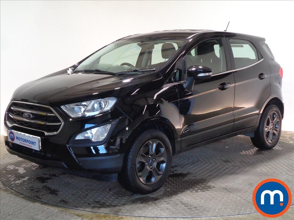 Ford Ecosport Zetec - Stock Number 1089011 Passenger side front corner