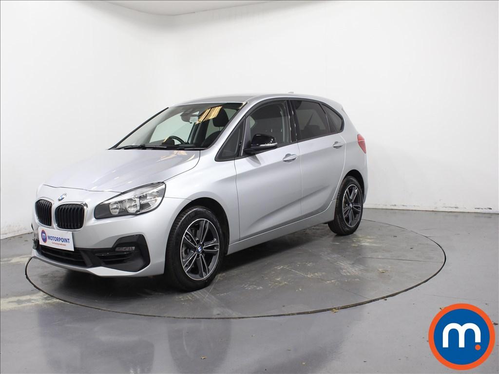 BMW 2 Series Sport - Stock Number 1089509 Passenger side front corner