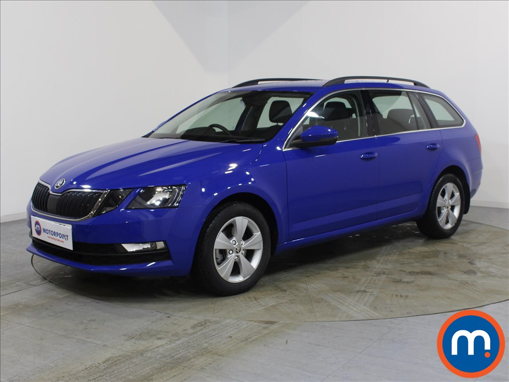 Skoda Octavia SE Technology - Stock Number 1087798 Passenger side front corner