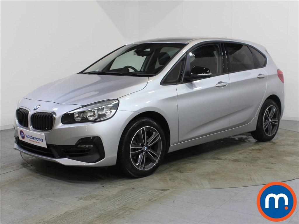 BMW 2 Series Sport - Stock Number 1088948 Passenger side front corner