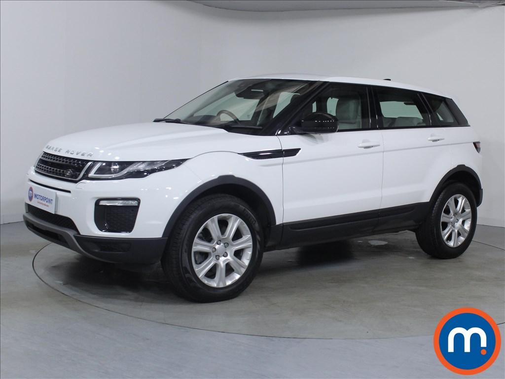 Land Rover Range Rover Evoque SE Tech - Stock Number 1087589 Passenger side front corner