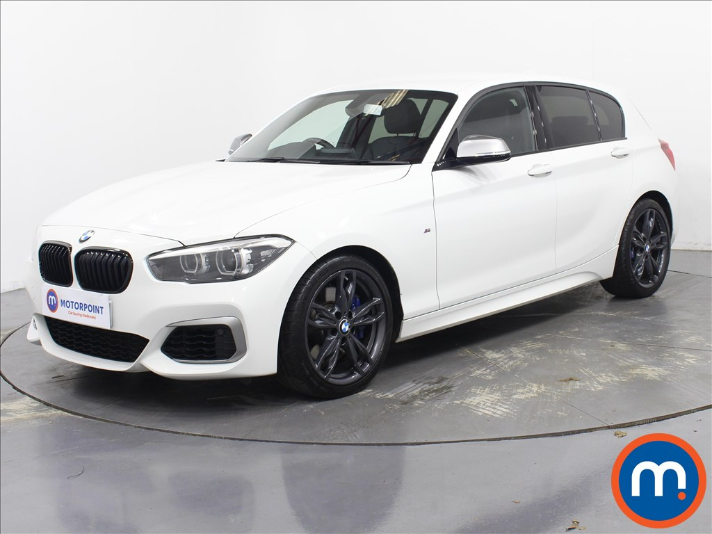 BMW 1 Series M140i Shadow Edition - Stock Number 1086334 Passenger side front corner