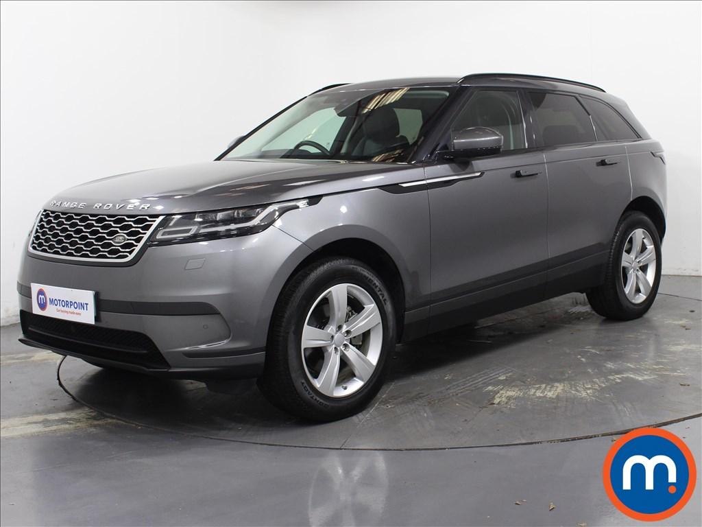 Land Rover Range Rover Velar S - Stock Number 1088515 Passenger side front corner