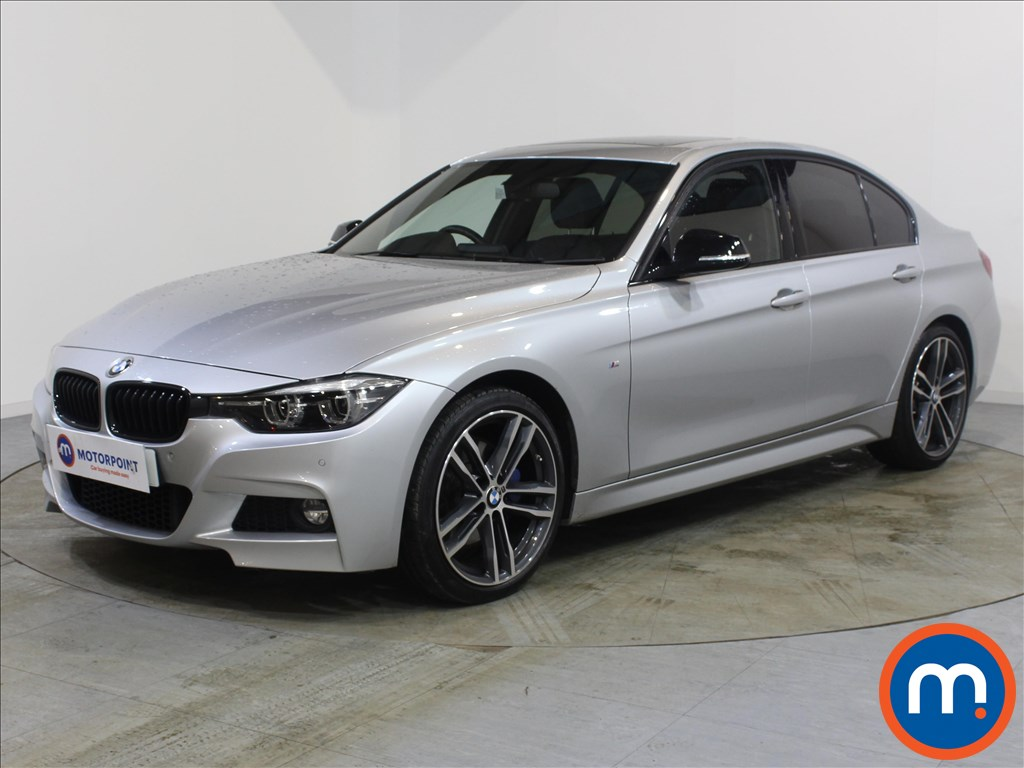 BMW 3 Series M Sport Shadow Edition - Stock Number 1087549 Passenger side front corner