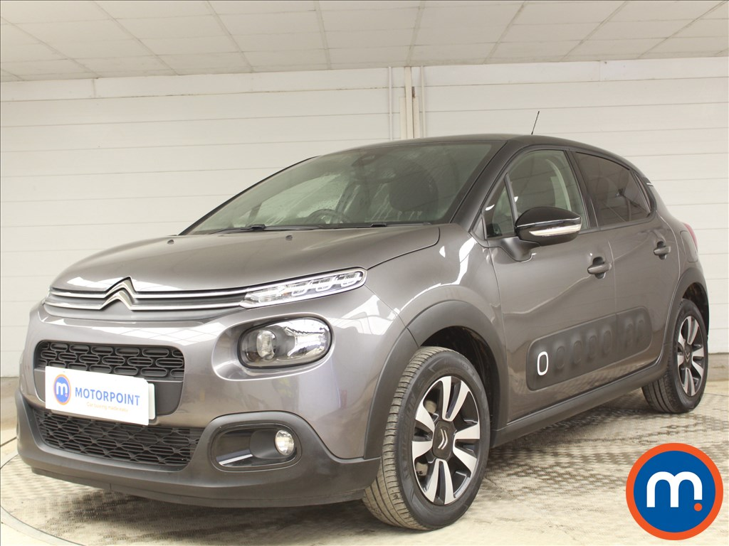 Citroen C3 Flair - Stock Number 1085666 Passenger side front corner