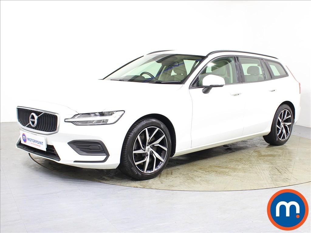 Volvo V60 Momentum - Stock Number 1082868 Passenger side front corner