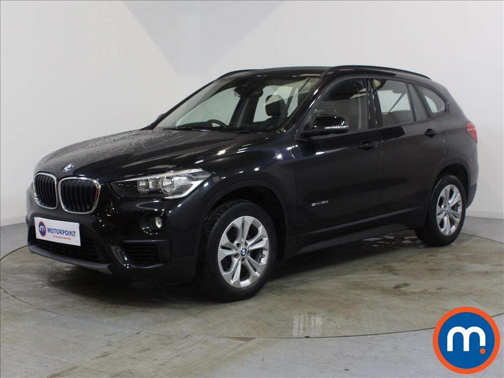 BMW X1 SE - Stock Number 1087681 Passenger side front corner
