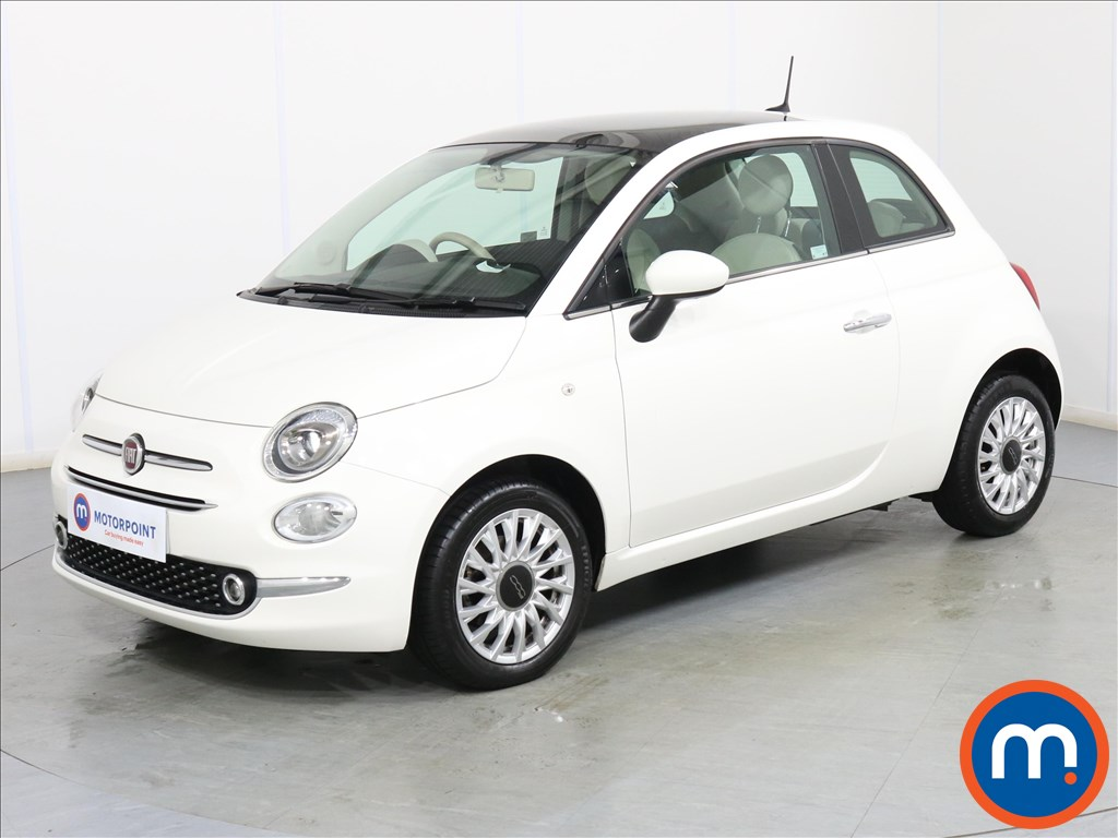 Fiat 500 Lounge - Stock Number 1089184 Passenger side front corner