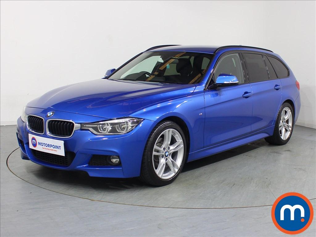 BMW 3 Series M Sport - Stock Number 1084395 Passenger side front corner