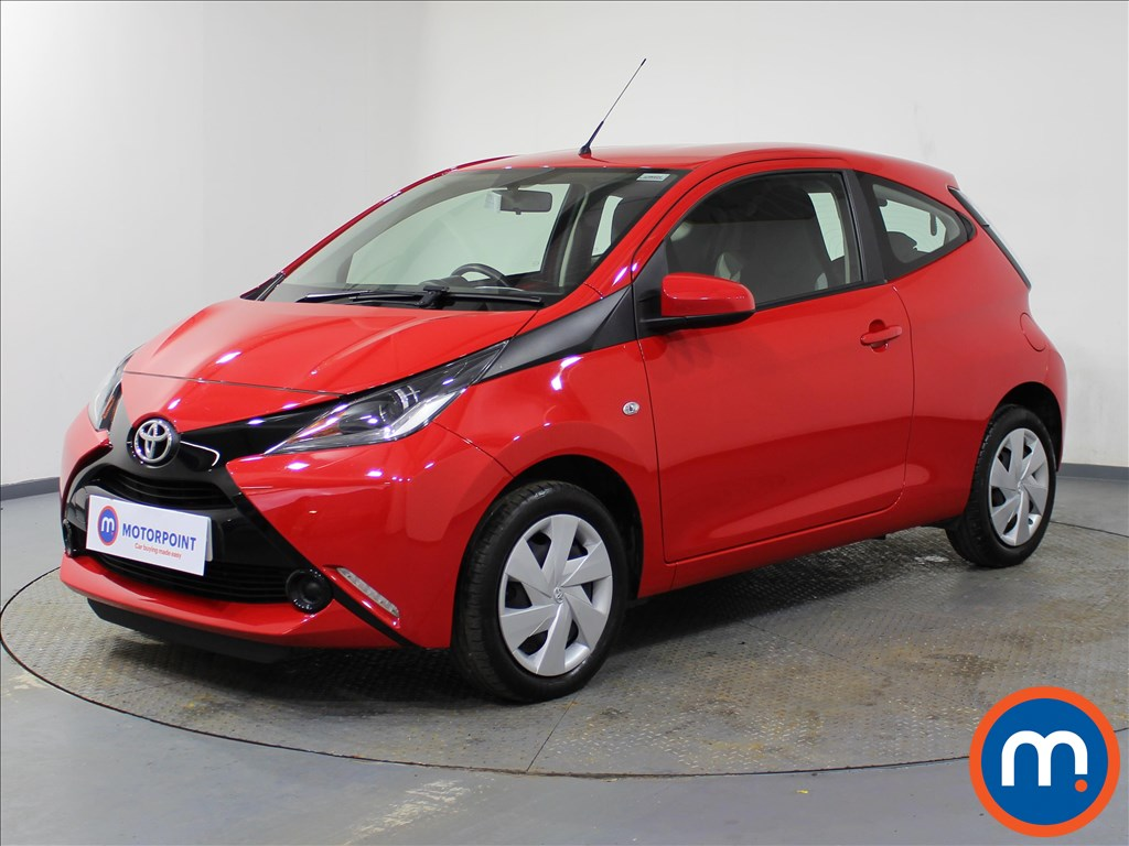 Toyota Aygo X-Play - Stock Number 1089471 Passenger side front corner