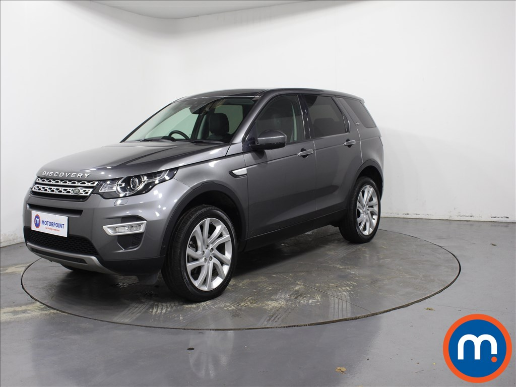 Land Rover Discovery Sport HSE Luxury - Stock Number 1086201 Passenger side front corner