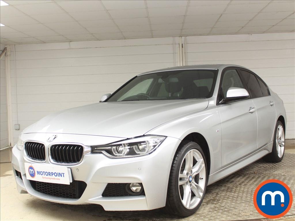BMW 3 Series M Sport - Stock Number 1083877 Passenger side front corner