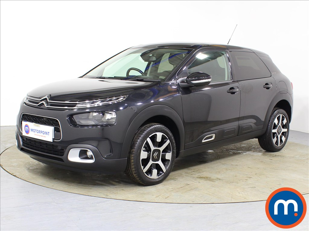 Citroen C4 Cactus Flair - Stock Number 1085611 Passenger side front corner