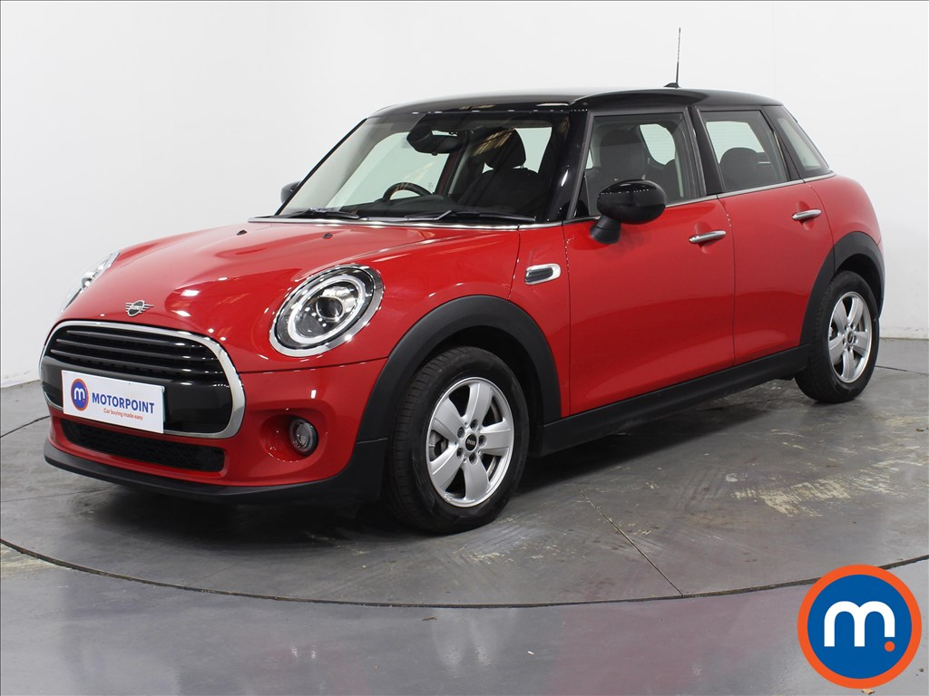 Mini Hatchback Cooper Classic - Stock Number 1084315 Passenger side front corner