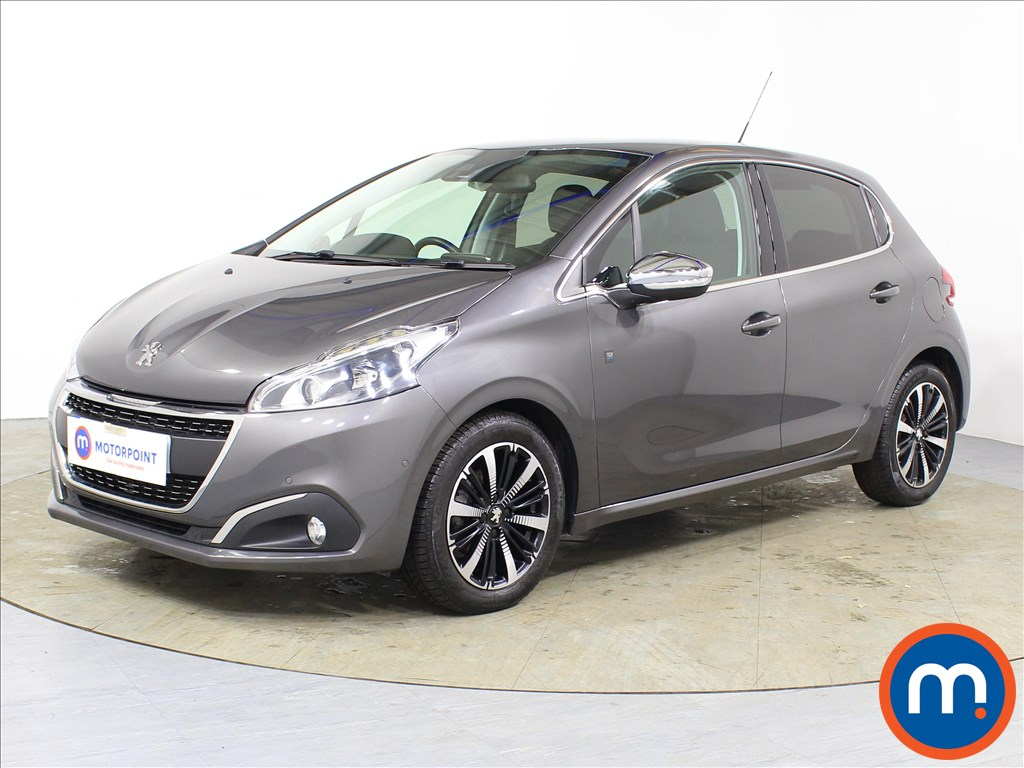 Peugeot 208 Tech Edition - Stock Number 1086448 Passenger side front corner